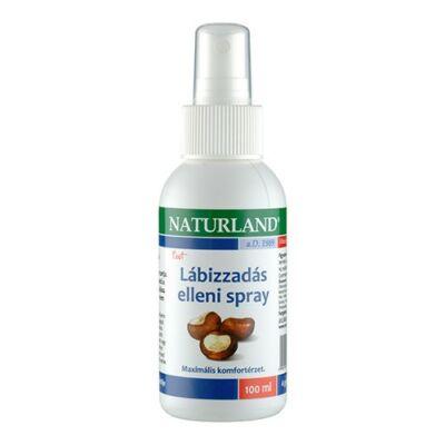 Naturland Lábizzadás elleni spray 100 ml