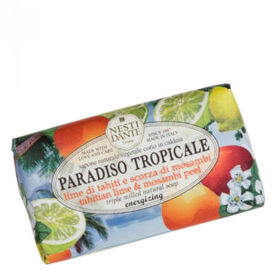 Nesti Dante natúrszappan Paradiso Tropicale  LimeMosambi 250 g