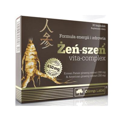 Olimp Labs Zenszen kapszula 30 db  Ginzenges vitamin