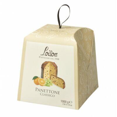 Loison aszalt gyümölcsös panettone olasz kuglóf 1000 g
