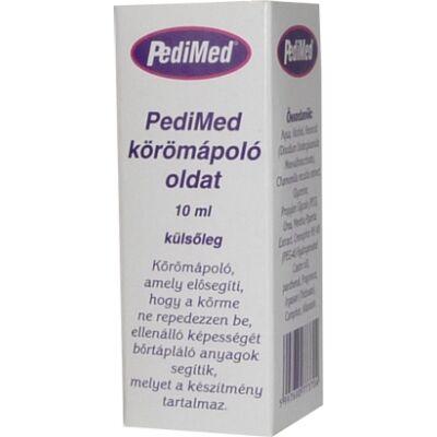 PediMed körömápoló oldat 10 ml