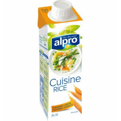 Alpro Rizs főzőkrém 250 ml