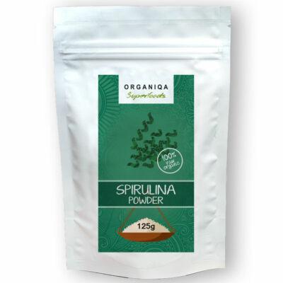 Organiqa Bio Spirulina alga por 125 g