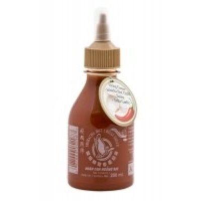 Sriracha fokhagymás chili szósz 200 ml