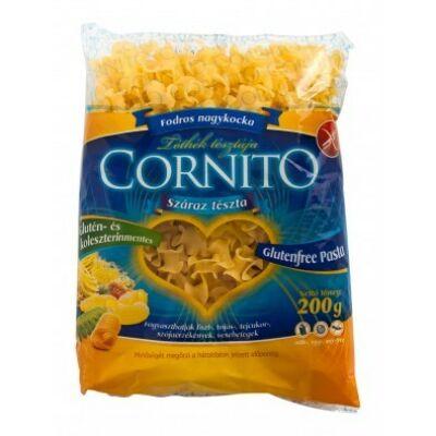 Cornito gluténmentes tészta 200 g  fodros nagykocka