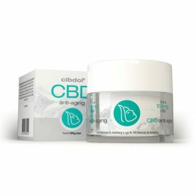 Cibdol CBD AntiAging krém 50ml