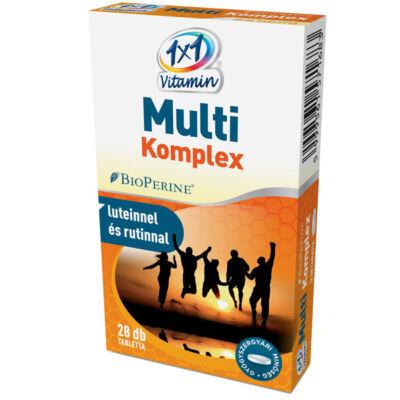 1x1 VITAMIN MULTI KOMPLEX 28 DB