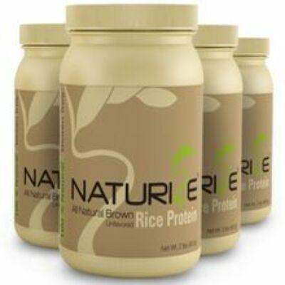 Naturize Prémium csíráztatott barna rizs fehérjepor 816g/27adag