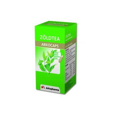 Zöld tea kapszula 45 db Arkocaps  Fogyás