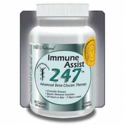 Immune Assist 24/7 immunerősítő gyógygomba keverék 91 db
