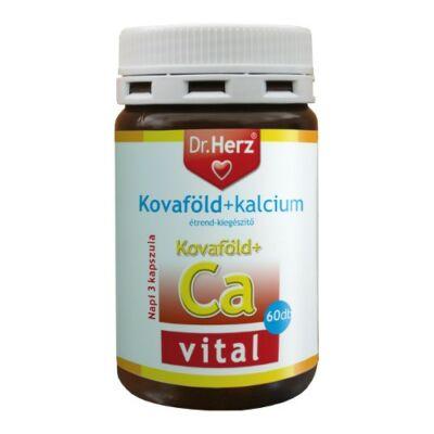Dr. Herz kovaföld kalcium Cvitamin kapszula 60 db