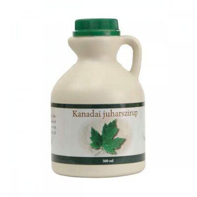 Nature7 Kanadai juharszirup Dminőségű sötét 500 ml