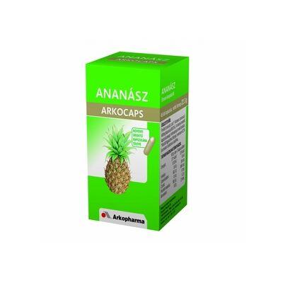 Ananász kapszula 45 db Arkocaps  Fogyás