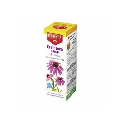 Dr. Herz Echinacea csepp Cvitaminnal 50 ml