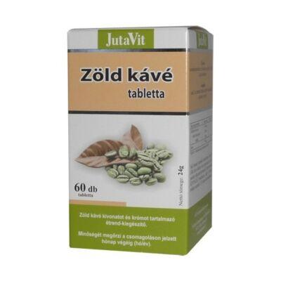 JutaVit zöld kávé króm tabletta 60 db