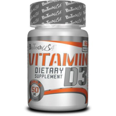 Vitamin D3 tabletta 60 db