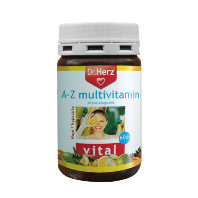 Dr. Herz AZ multivitamin kapszula 60 db