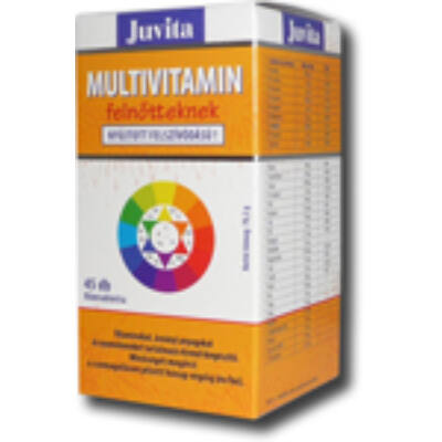 JutaVit multivitamin felnőtteknek 45 db tabletta