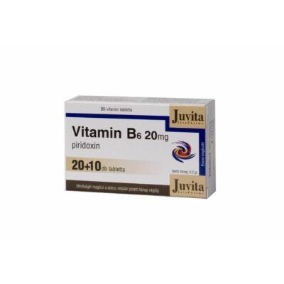 JutaVit Vitamin B6 30 db tabletta