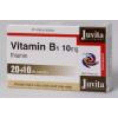 JutaVit Vitamin B1 30 db tabletta
