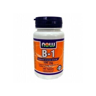 Now B1vitamin tabletta 100 db