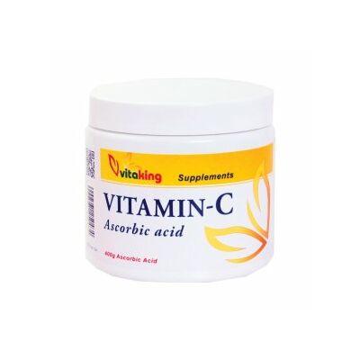 Vitaking Cvitamint és aszkorbinsavat tartalmazó italpor 400 g
