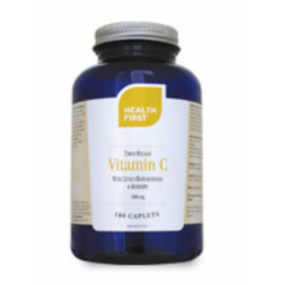 Health First Vitamin C 1000 mg nyújtott felszívódású 180 db t