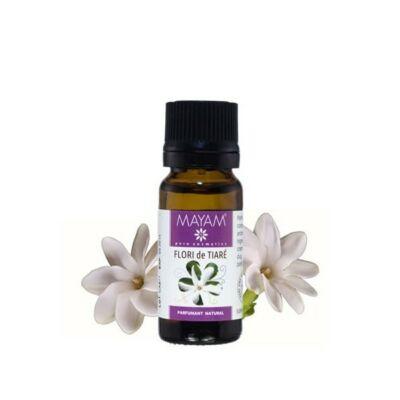 Mayam Tiaré virág koncentrált természetes kozmetikai illatosító 10 ml