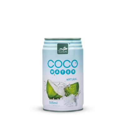 Tropical Coconut water  Kókuszvíz 315 ml