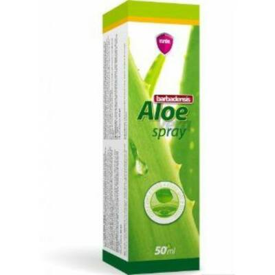 Virde aloe vera spray 50 ml