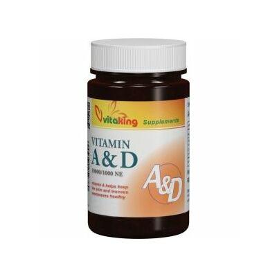 Vitaking A D vitamin kapszula 60 db