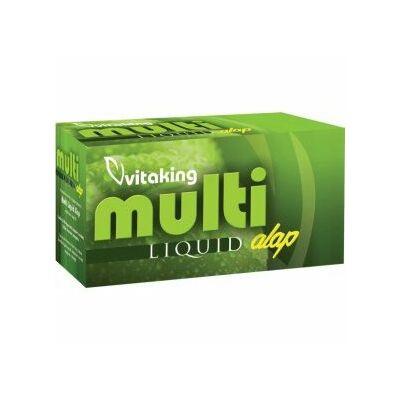 Vitaking Multi Alap Liquid vitamincsomag 30 db