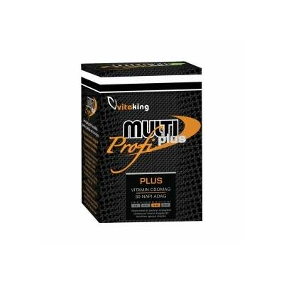 Vitaking Multi Plus Profi multivitamin csomag 30 db