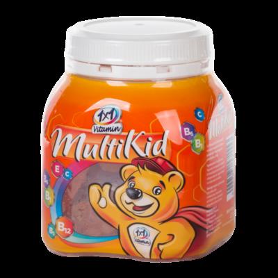 VitaPlus 1x1 Vitamin MultiKid gumivitamin 50 db