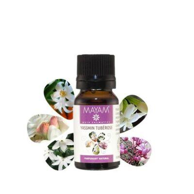 Mayam Yassmin Tubérose koncentrált természetes kozmetikai illatosító 10 ml