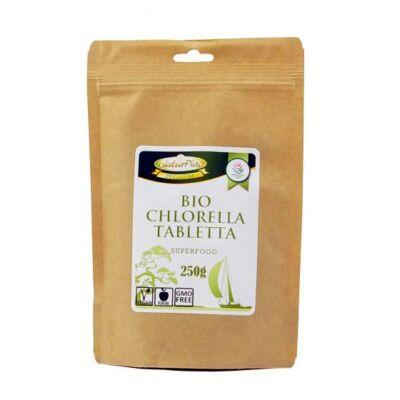 NaturPiac Chlorella tabletta 250g BIO 500mg
