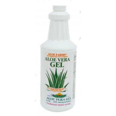 AloeFarms Aloe Vera juice  99%  940ml NOW