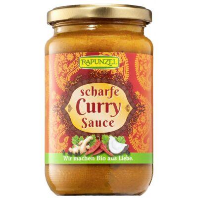 Rapunzel Curry szósz, csípős, 350 ml