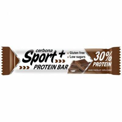 Cerbona Sport  Protein Szelet Dupla Csokis 50 g