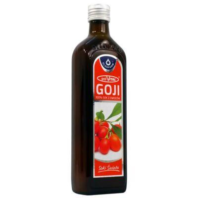 OleoFarm GranVital Goji ital 100%, pasztőrőzött 490ml