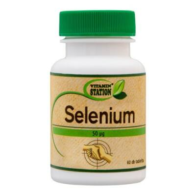 Vitamin st. Vitamin selenium 60 db
