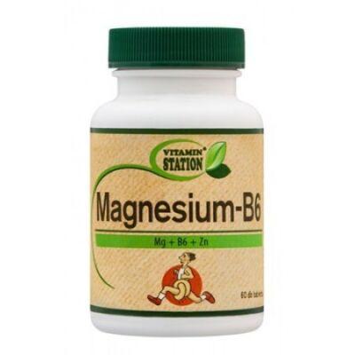 Vitamin st. Magnézum b6 60 db