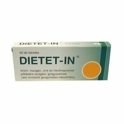 Dietetin tabletta 40 db