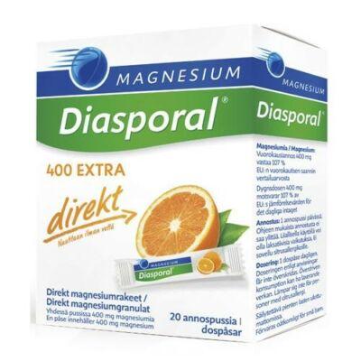 Magnesiumdiasporal 400 extra direkt 20 db