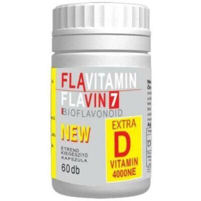 Flavitamin extra d vitamin 60 db
