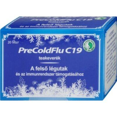 Dr.chen precoldflu c19 tea 20 db