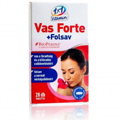 1x1 VAS FORTE+FOLSAV BIOPERINNEL 28+28DB 56 db