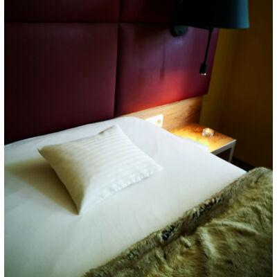 PRANA Pamut szatén fehér alvópárna huzat 25x30 cm