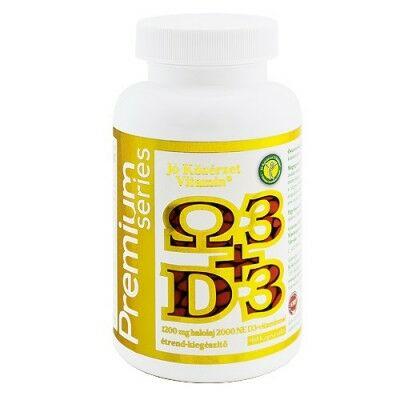 Jó közérzet omega 3d3 vitamin kapszula 90 db