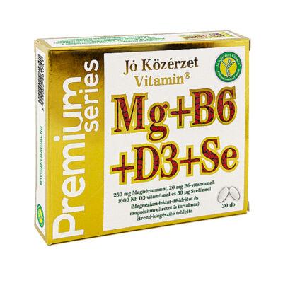 Jó közérzet premium mgb6d3se kapszula 30 db